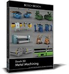 DOSCH 3D: Metal Machining