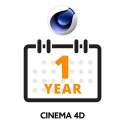 Maxon Cinema 4D Subscription 1 Year - no credit card, no renewals